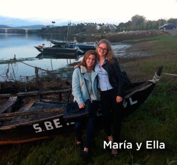 Maria y Ella